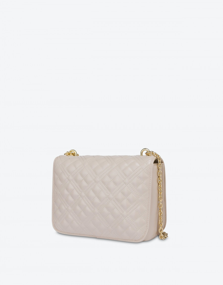 borsa a tracolla quilted lOVE MOSCHINO | JC4000PP0DLA0110