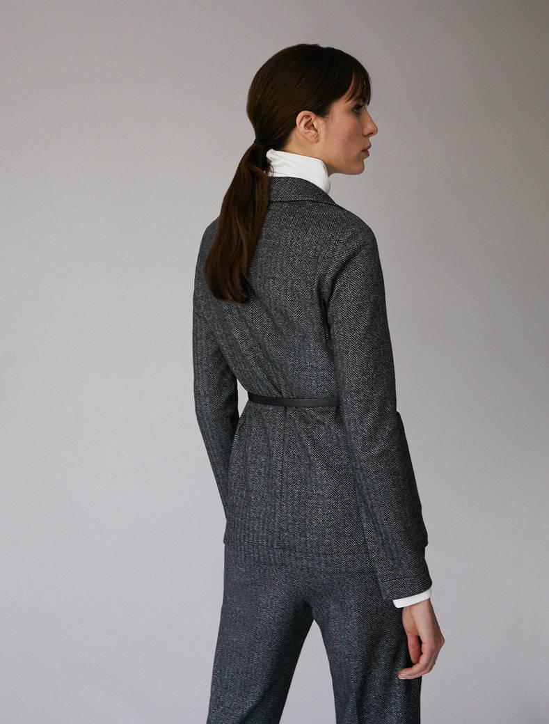 Blazer in jersey soft PENNYBLACK   DILUIRE002