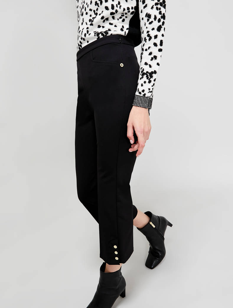 Pantaloni  kick flare fit PENNYBLACK | RISALITA002