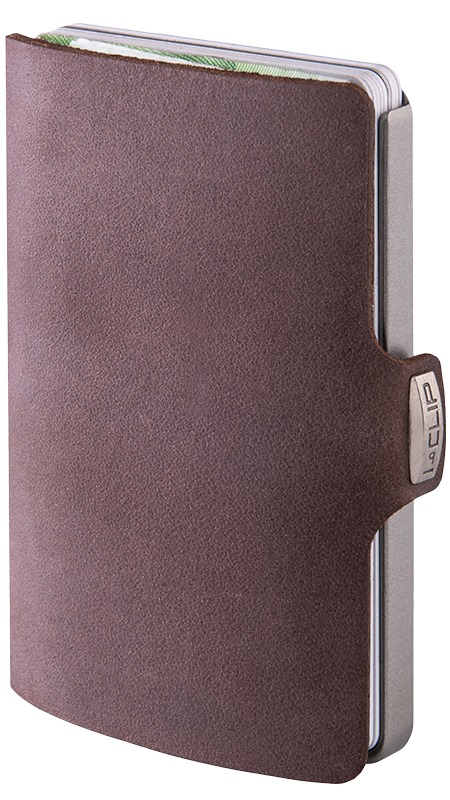 Porta carte dicredito Soft touch I CLIP | 14509ROVERE