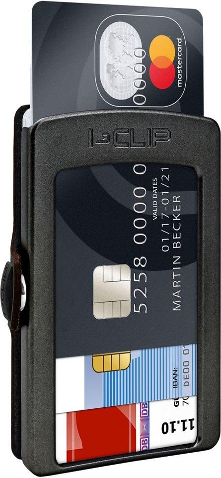 Porta carte di credito Advange I CLIP | 15147ROVERE