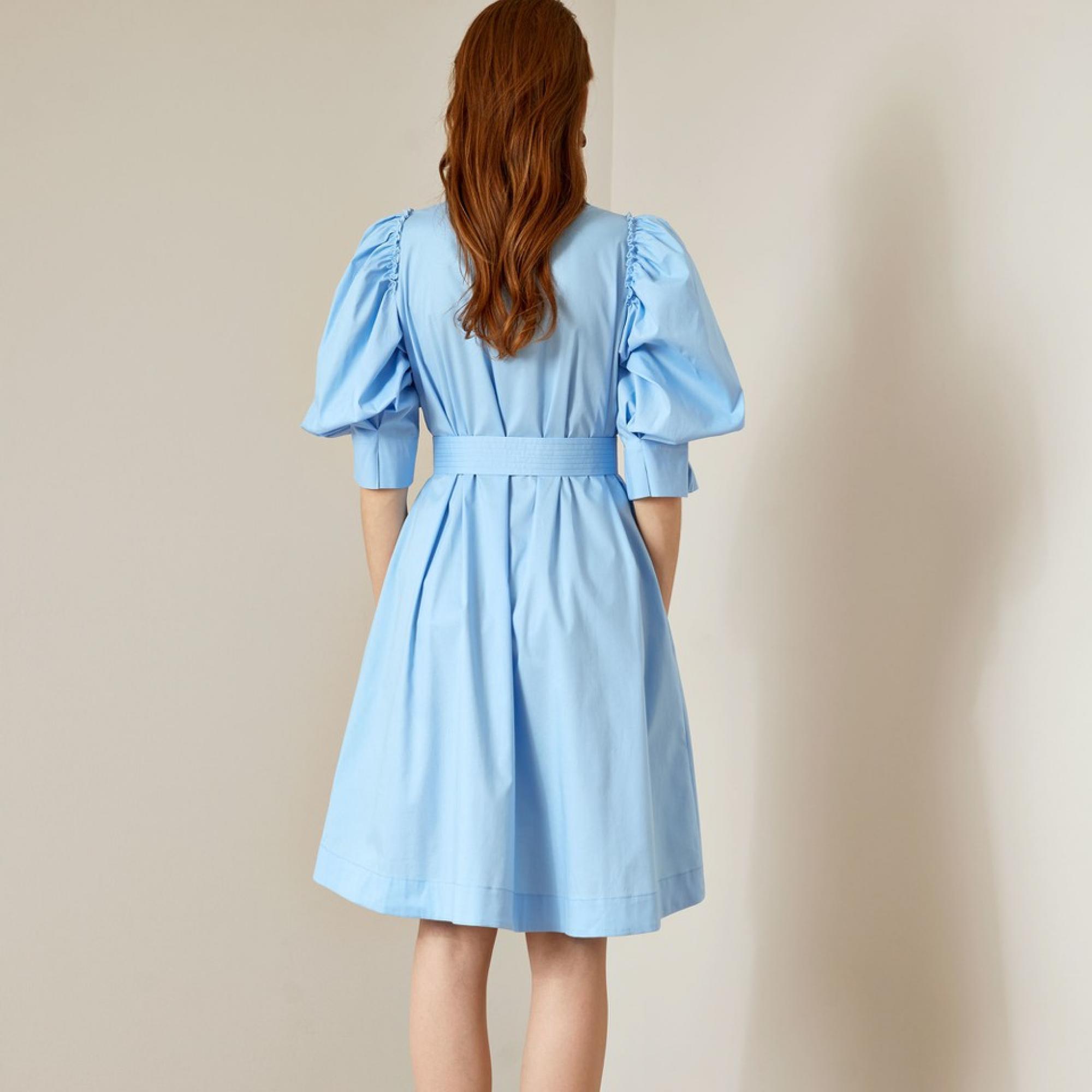 abito chemisier  in cotone ACCESS fashion | S1-3078102