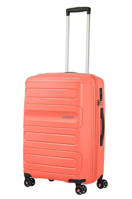 Trolley Medio 4 ruote | 68 cm AMERICAN TOURISTER | SUNSIDE SPINNER 68LIVING CORAL