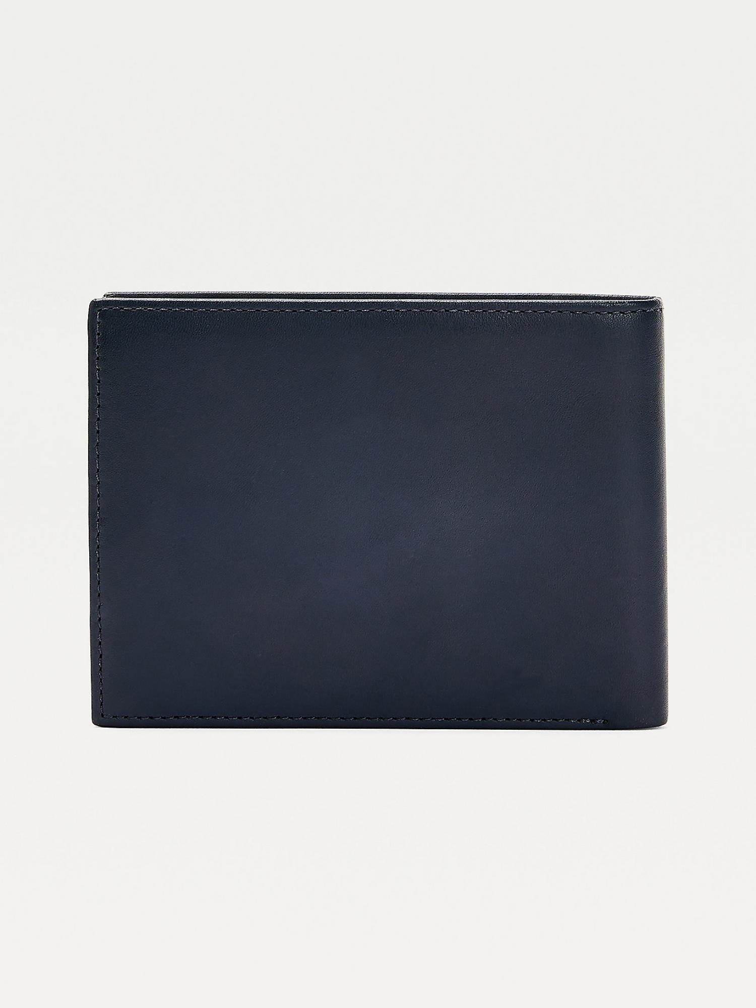 Portafoglio iconico con porta monete TOMMY HILFIGER   AM0AM07269DW5