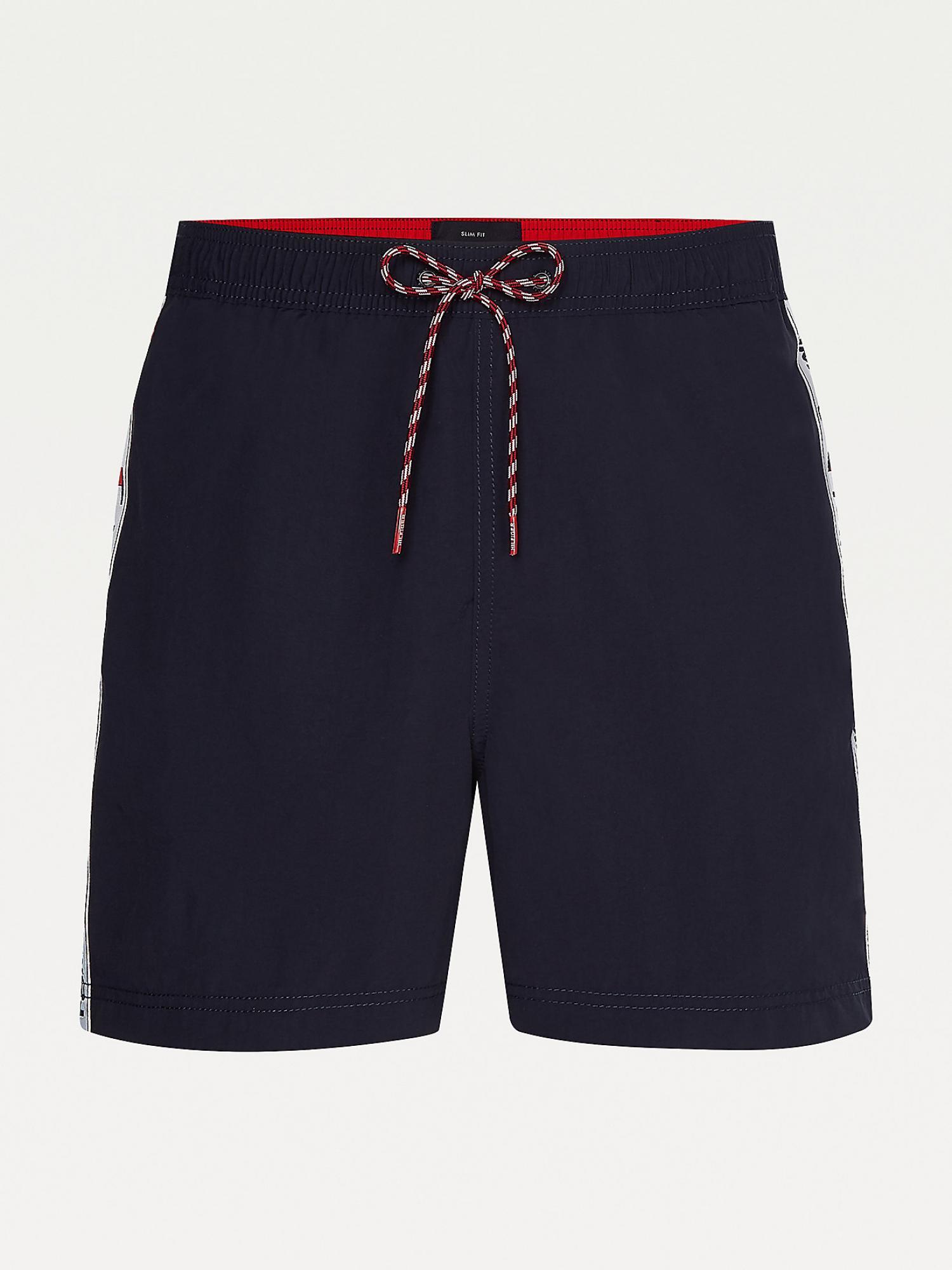 Costume shorts slim fit media lunghezza TOMMY HILFIGER   UM0UM02042DW5