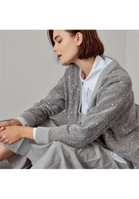 maglione con paillettes ACCESS fashion | W1-2199721