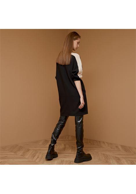 abito ampio con riga sulle maniche ACCESS fashion | W1-3063321
