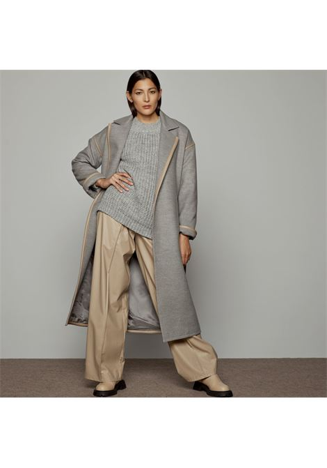 Pantalone effetto ecopelle ACCESS fashion | W1-5045176