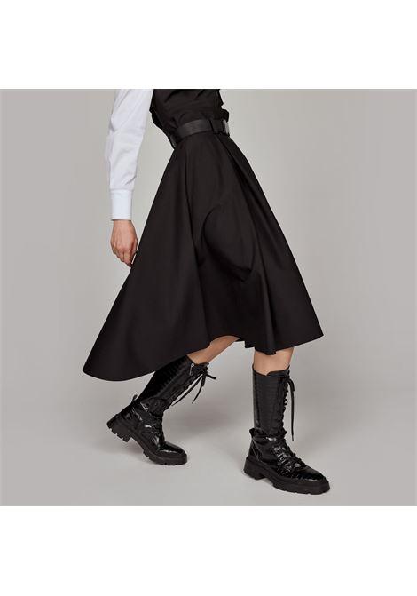 gonna a vita alta con pieghe ACCESS fashion | W1-6035906