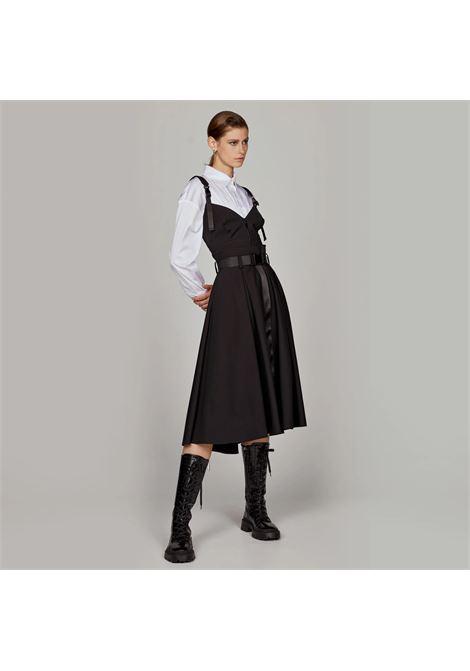 gonna a vita alta con pieghe ACCESS fashion   W1-6035906