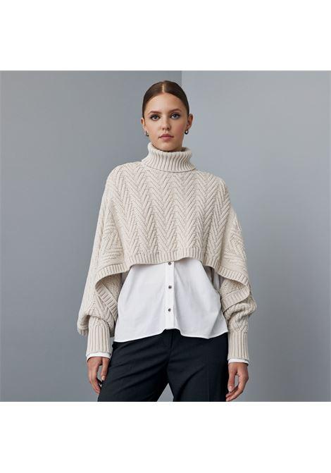 maglione cropped ACCESS fashion | W1-8047087