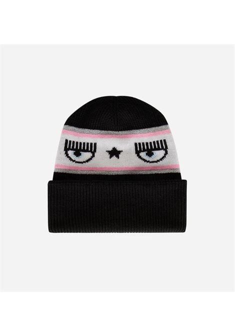 Cappello oversize con  logo CHIARA FERRAGNI | 71SBZK40 ZG039LS1