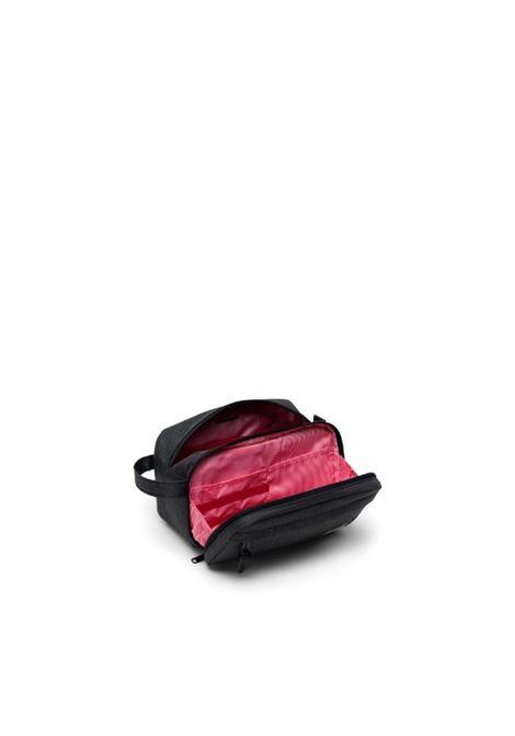Beauty xl doppia tasca HERSCHEL | CHAPTER X LARGEBLACK CROSSHATCH