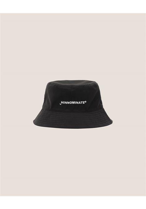 cappello pescatora con ricamo HINNOMINATE | HNAC02NERO