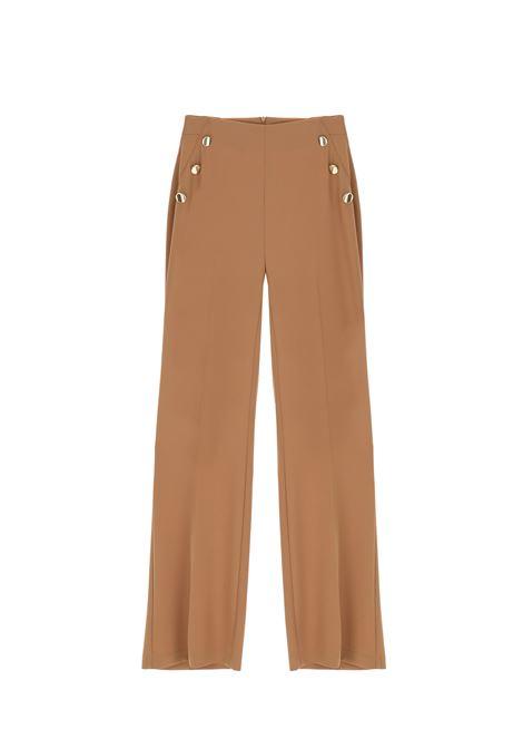 Pantalone con bottoni IMPERIAL | P3C9CLOCAMMELLO