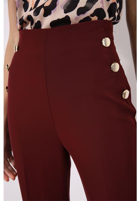 Pantalone con bottoni IMPERIAL | P3C9CLONERO