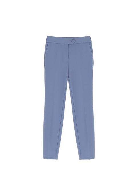 Pantaloni da tailleur slim fit IMPERIAL | PVN2CDHPOLVERE