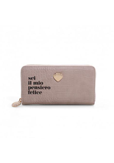 gardenia wallet pensiero LE PANDORINE | GARDENIA WALLET PENSIEROBEIGE