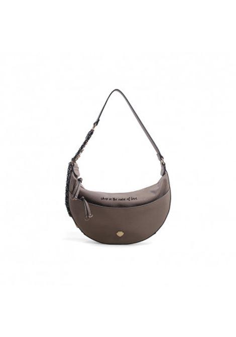 Borsa a spalla luna bag shop LE PANDORINE | LUNA BAG SHOPTAUPE