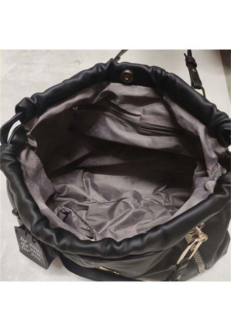 vicky bucket in eco fur LE PANDORINE | VICKY BUCKET MONTAGNABLACK