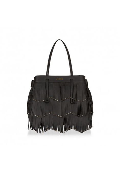 wendy crazy bag  fringe LE PANDORINE | WENDY BAG FRINGE CRAZYBLACK