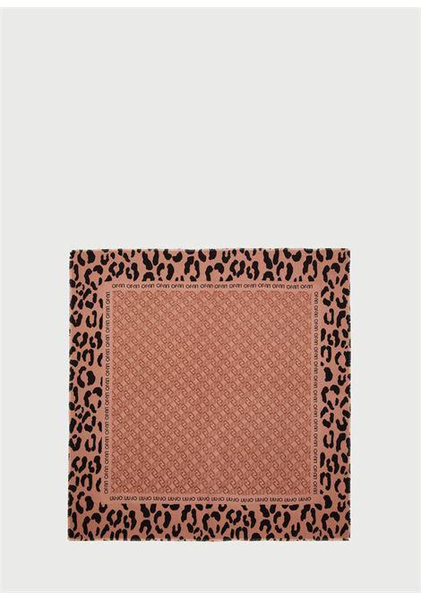 Foulard con stampa animalier LIU.JO | 3F1096T030041310