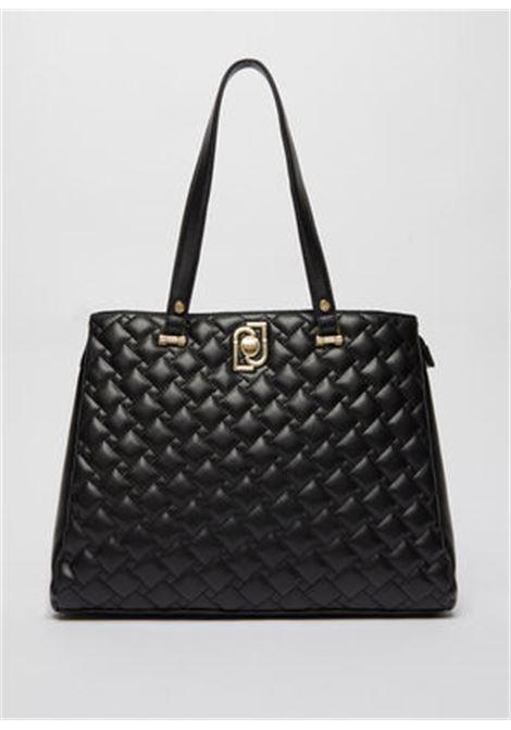 Shopping baag matelassè LIU.JO | AF1172E000522222