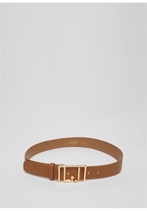 Cintura con logo LIU.JO | NF1258E000381029