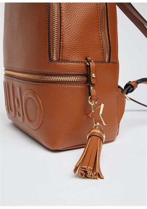 Zaino con logo LIU.JO | NF1266E0086X0282
