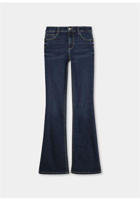 Jeans flare a vita alta LIU.JO | UF1015D426878096