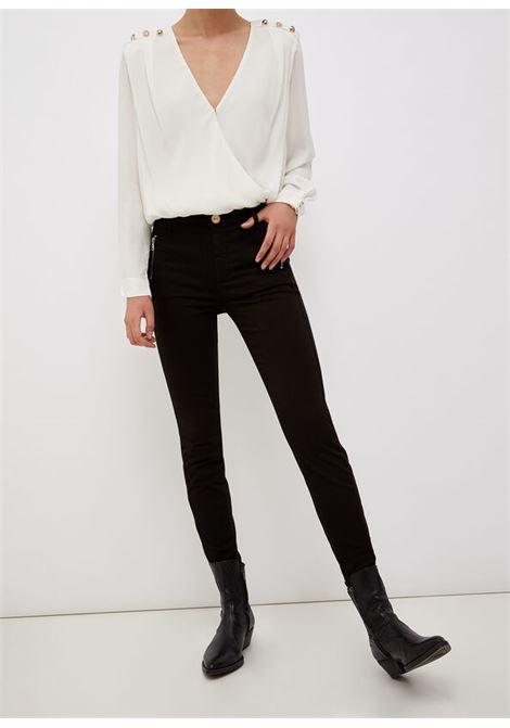 Pantalone a vita alta LIU.JO | WF1240T819122222