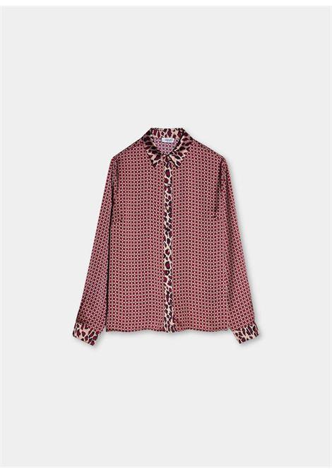 Camicia in raso stampato LIU.JO | WF1359T5027S9196