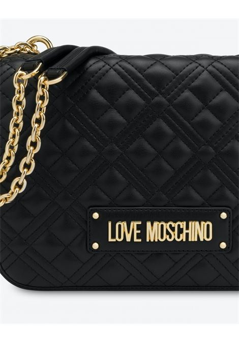 borsa a tracolla quilted lOVE MOSCHINO | JC4000PP0DLA0000