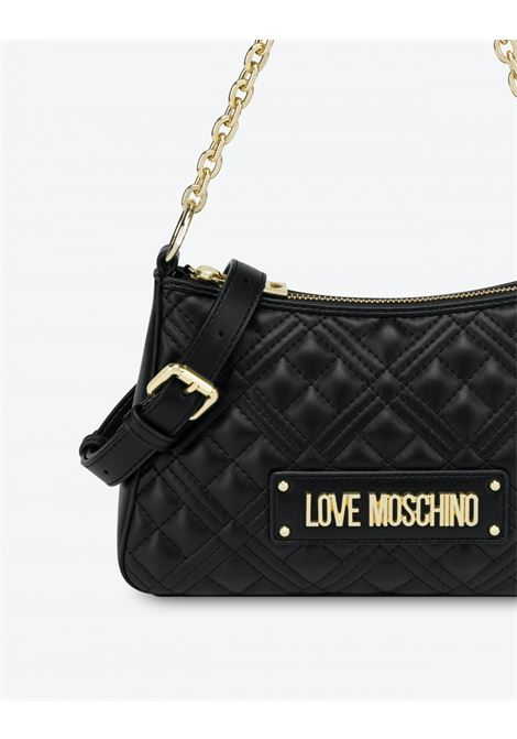 baguette quilted lOVE MOSCHINO | JC4135PP0DLA0000