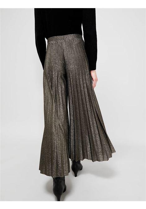 Gonna pantalone in jersey lamè PENNYBLACK | ELINOR001