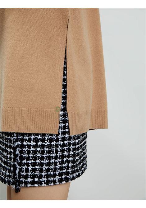 maglia dolcevita con spacchi PENNYBLACK | FABRIANO004