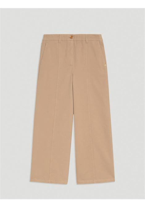 Pantaloni ampi in cotone PENNYBLACK | LITUANIA002