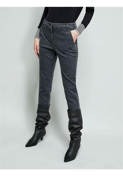 Jeans a microfantasia maculata PENNYBLACK | TABOR001