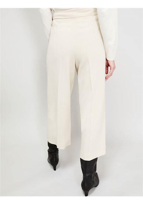 Pantaloni ampii in tessuto fluido PENNYBLACK   CARRO006