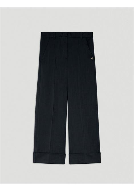 pantalone Abissale in twill di lana PENNYBLACK | ABISSALE003