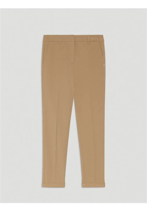 Pantalonislim OUTLINE  in twill PENNYBLACK | OUTLINE002