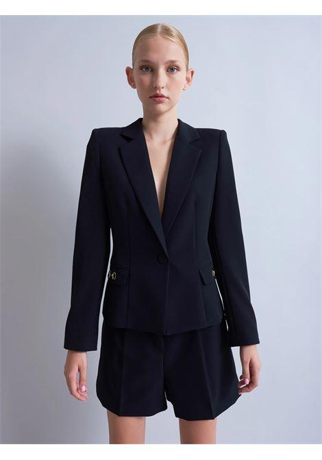 giacca con morsetto VICOLO | TX0102NERO