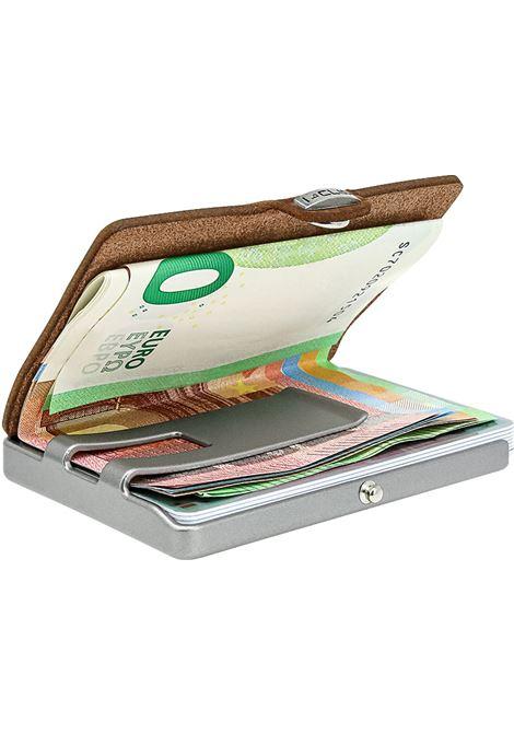 Porta carte di credito Pure Cuoio I CLIP | 13404NUTSHELL