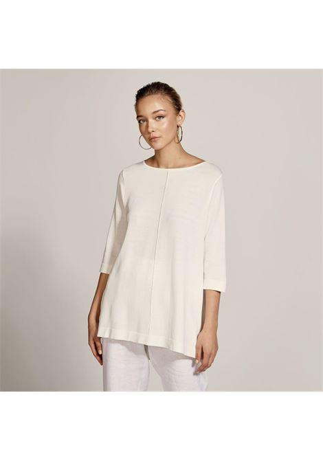maglia manica 3/4 ACCESS fashion | S1-2002BIANCO