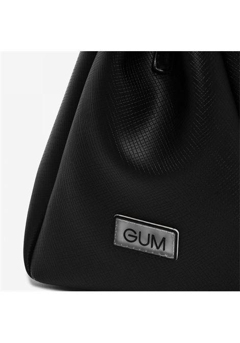 Borsa a mano fourty media GUM design   BS 1740 RE GUMNERO NERO