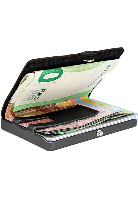 Porta carte di credito Carbon I CLIP   15136CARBON GUN METAL