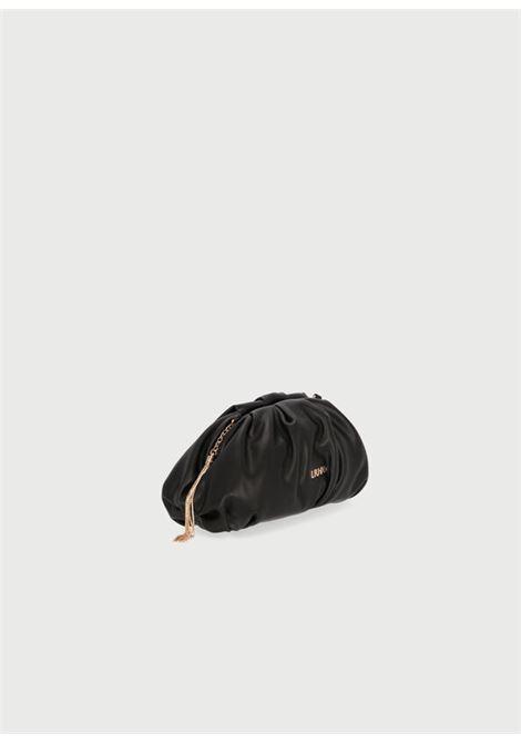 Pochette con logo nero LIU.JO | AA1216 E000222222