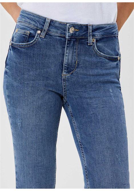 Jeans skinny a vita alta LIU.JO   UA1013 D452678109