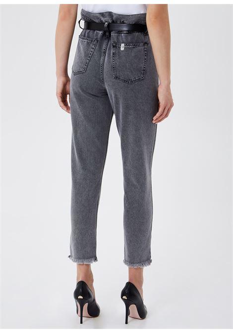 Jeans vita alta con cintura LIU.JO   UA1072 D462387275