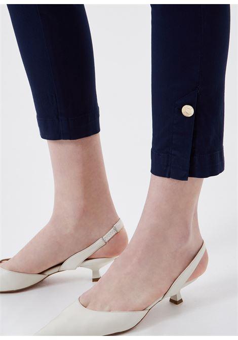 Pantalone chino chic regular con cintura LIU.JO   WA1091 T925793923